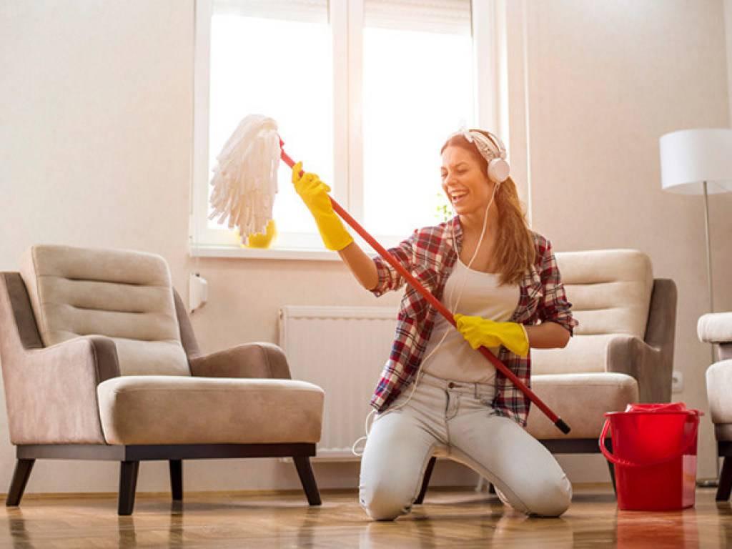 Какие ошибки вы делаете при уборке квартиры