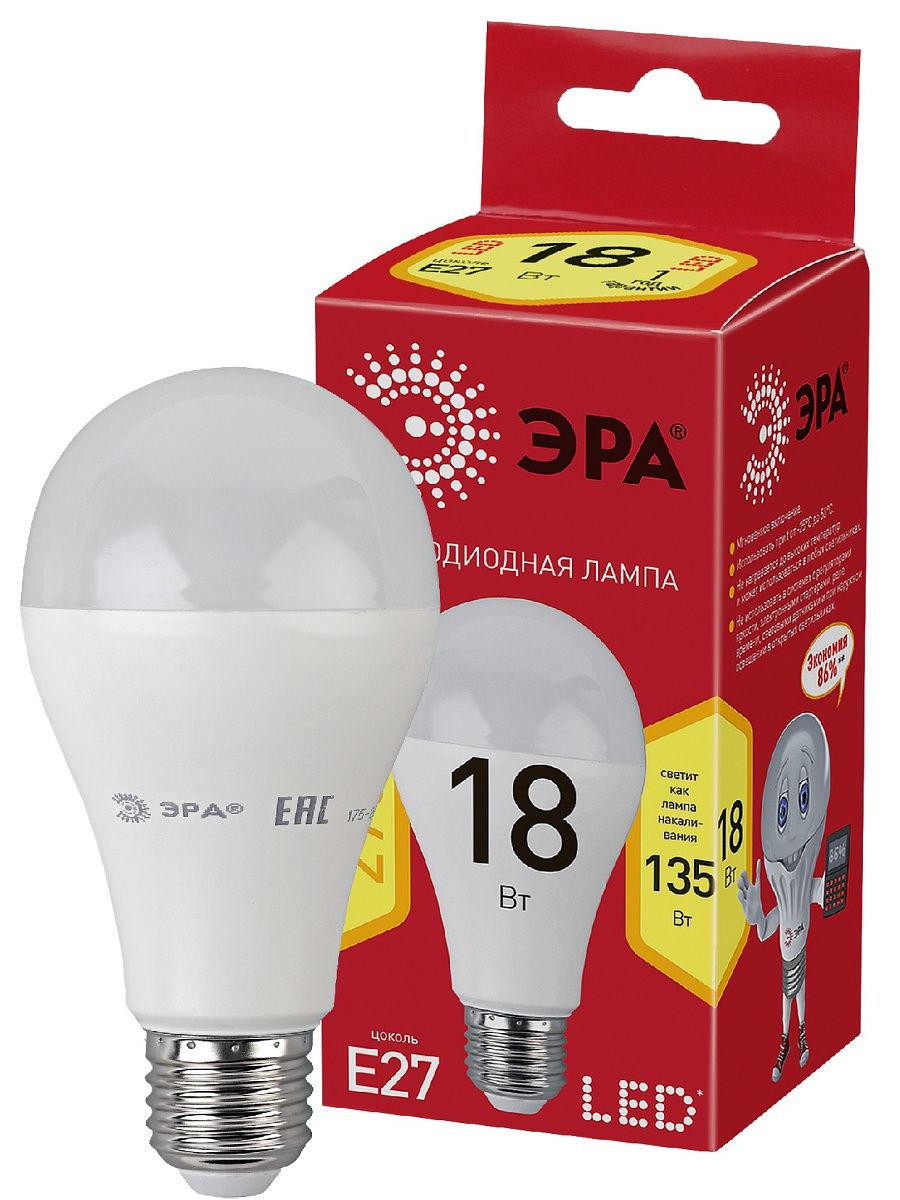 """Светодиодные лампы """"эра"""": отзывы о производителе + краткий обзор модельного ряда"""