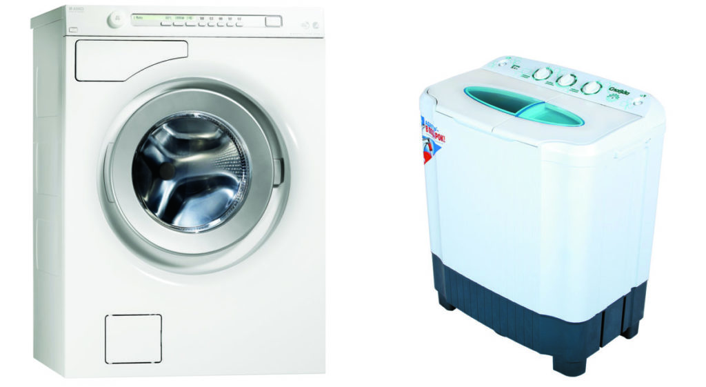 Рейтинг топ-10 бесшумных стиральных машин с фронтальной загрузкой