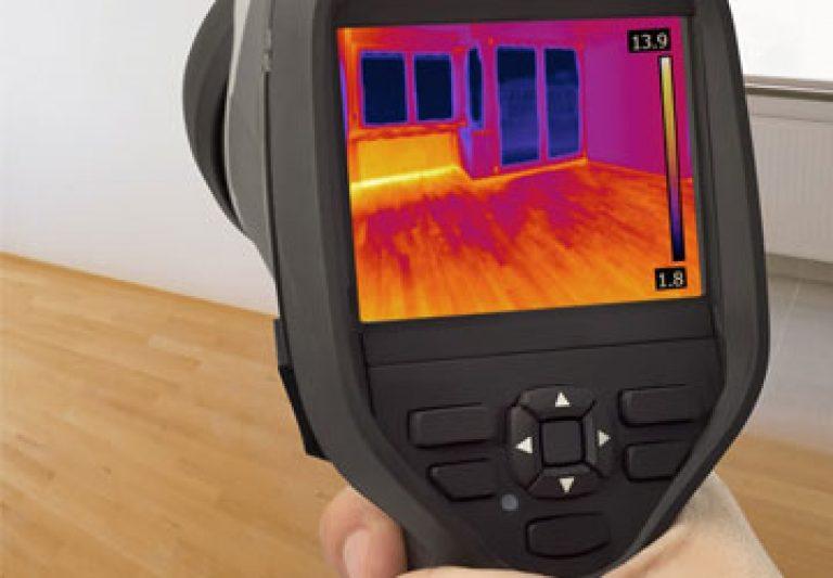 Применение, выбор и рейтинг тепловизоров для строительства