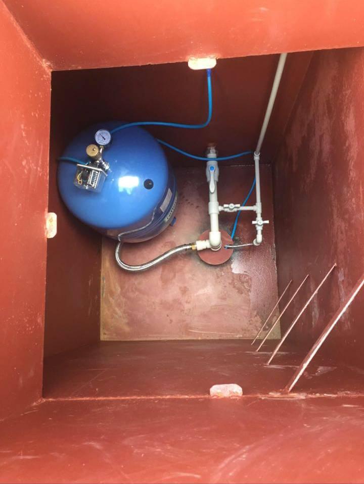 Правильно обустраиваем скважину на даче: 5 этапов установки кессона