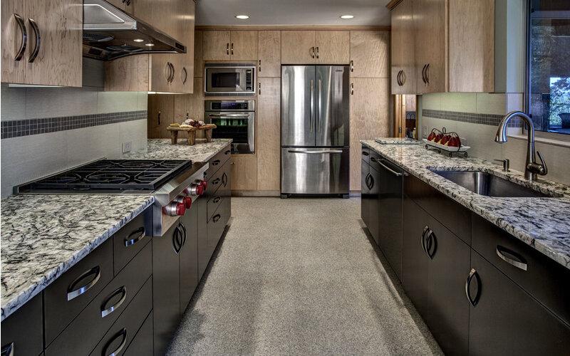 Из какого материала лучше покупать кухню, что выбрать