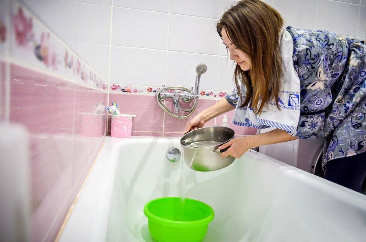 Как пережить отключение горячей воды: несколько лайфхаков • чтиво • сибдепо