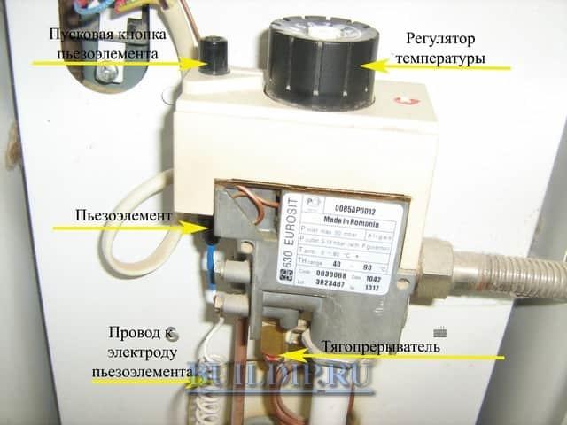 Не запускается газовый котел | всё об отоплении