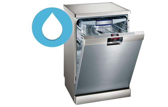 Посудомоечная машина не сливает воду — что делать?