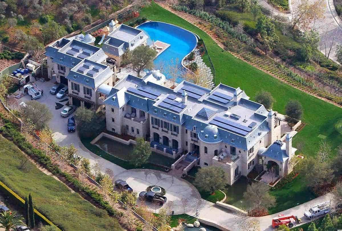 Как и где живут самые богатые люди мира - фото и видео