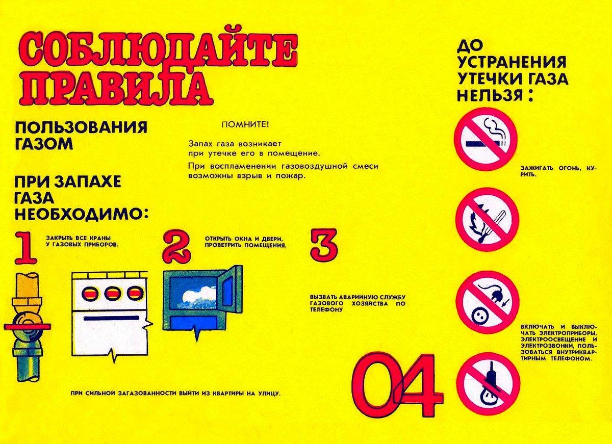Пожарная безопасность газового оборудования: правила безопасной эксплуатации газовых приборов