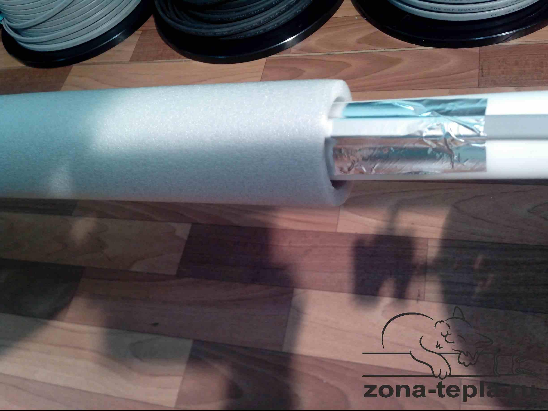 Как выбрать греющий кабель для обогрева труб: 9 советов