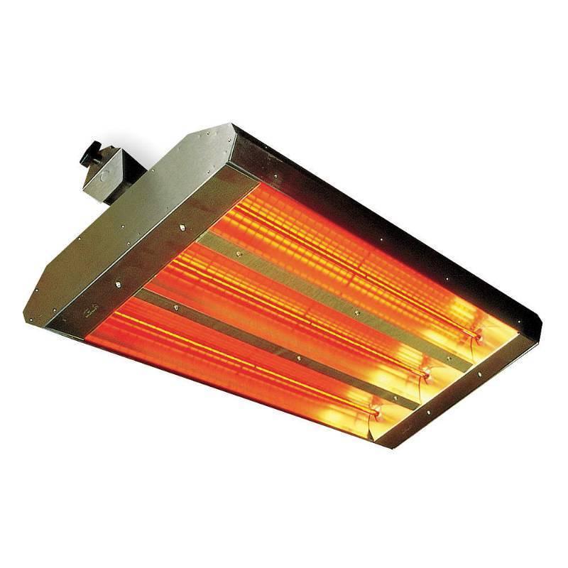 Инфракрасная лампа: принцип работы и виды примения керамичечкого излучятеля для лечения, сушки автомобильной краски, брудера и паяльной станции