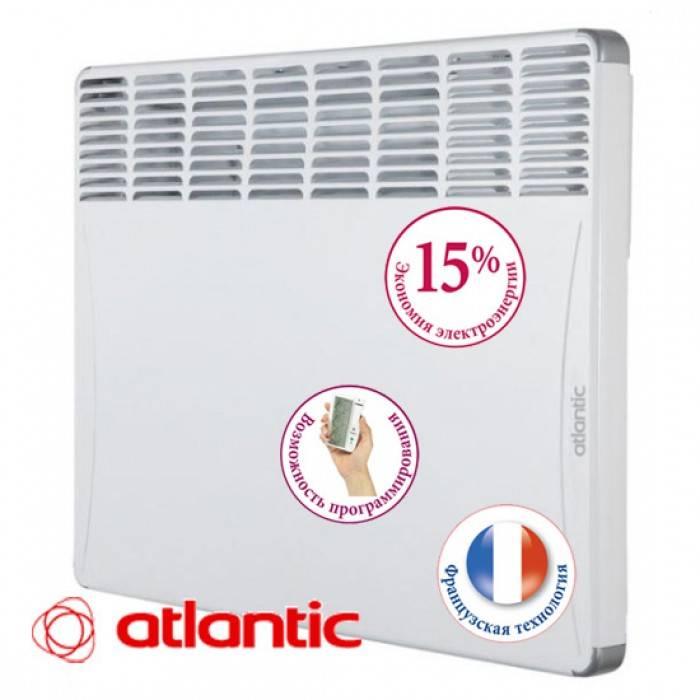 Электрические конвекторы atlantic (франция) - купить по низким ценам в москве от интернет-магазина tegroup