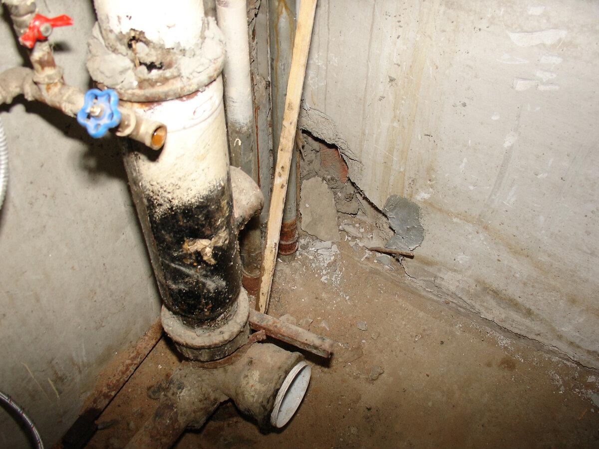 Конденсат на трубах холодной воды: что делать, если образуется в туалете, в ванной, на стояке, когда нужно избавляться и как