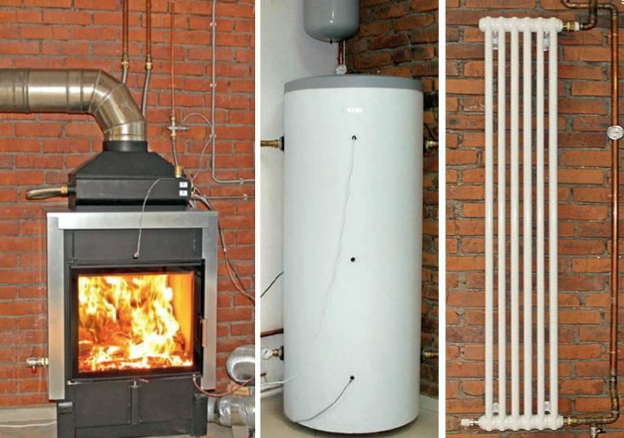 Стоит ли делать паровое отопление в частном доме