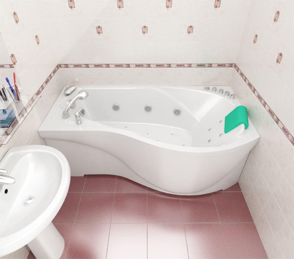 Особенности дизайна маленькой ванны, совмещенной с туалетом в стандартной хрущевке