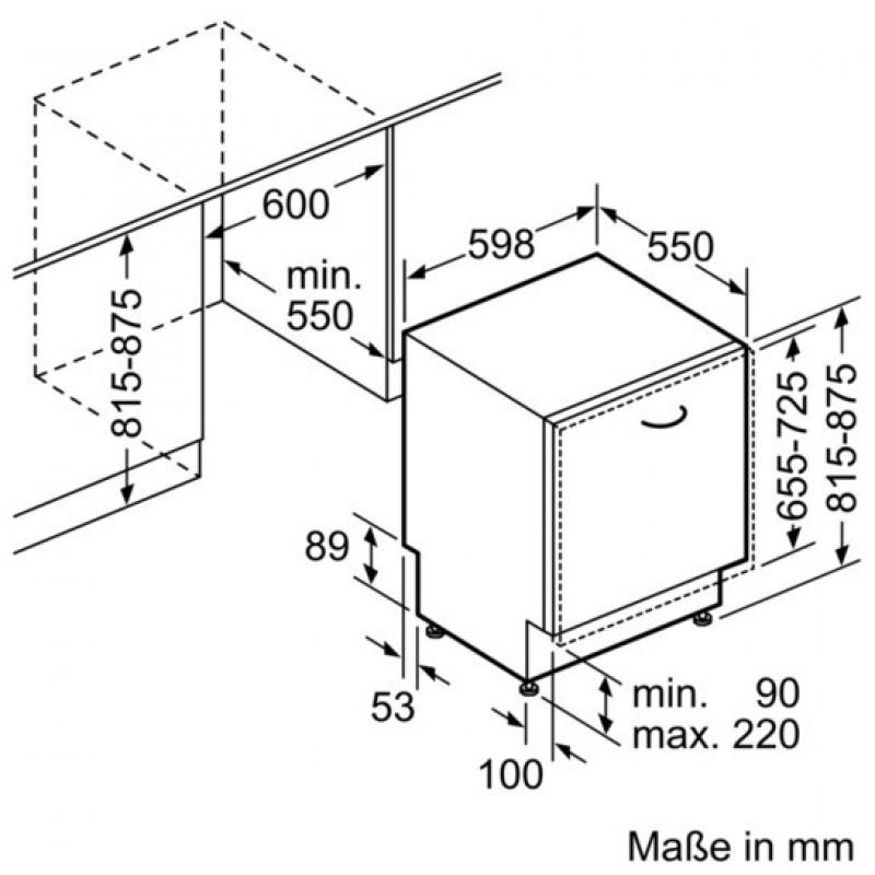 Рейтинг встраиваемых посудомоечных машин 60 см
