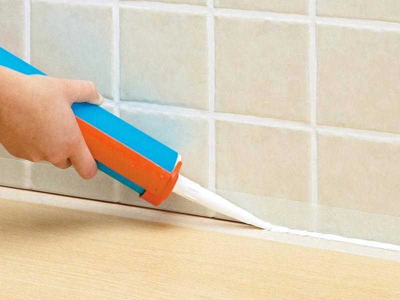 Герметики для защиты ванной комнаты