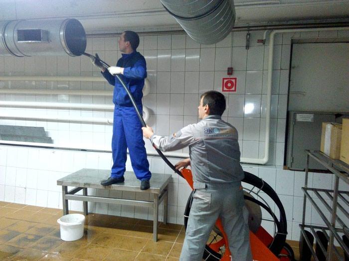 Дезинфекция систем вентиляции и кондиционирования