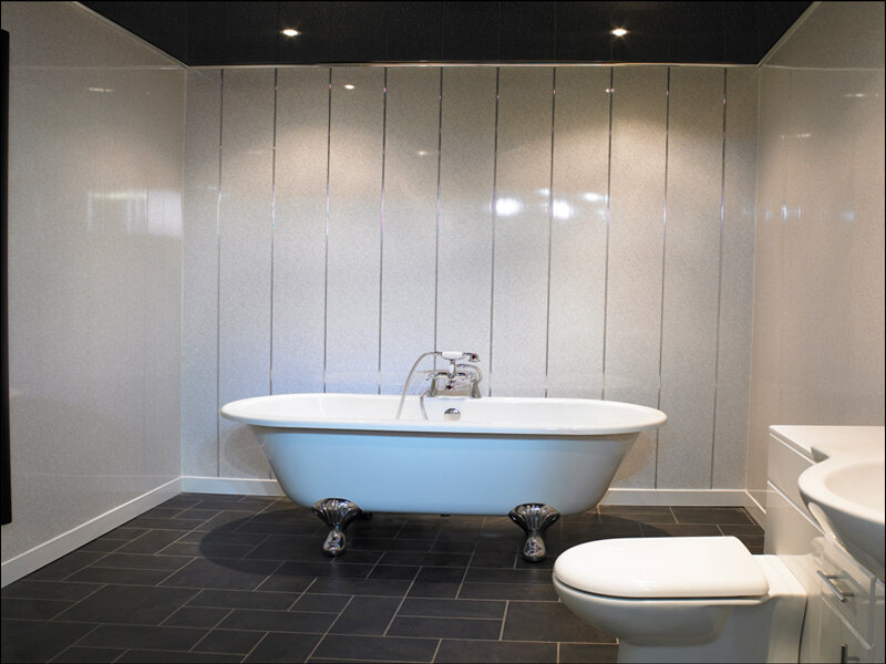 Отделка туалета панелями пвх: интересные идеи (фото) и инструкция своими руками