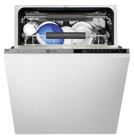 Популярные модификации встраиваемых посудомоечных машин electrolux