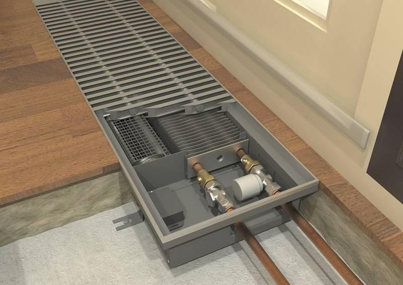 Напольные конвекторы (47 фото): особенности электрических конвекторов отопления, размеры и выбор решеток, обзор моделей kermi и «изотерм», установка
