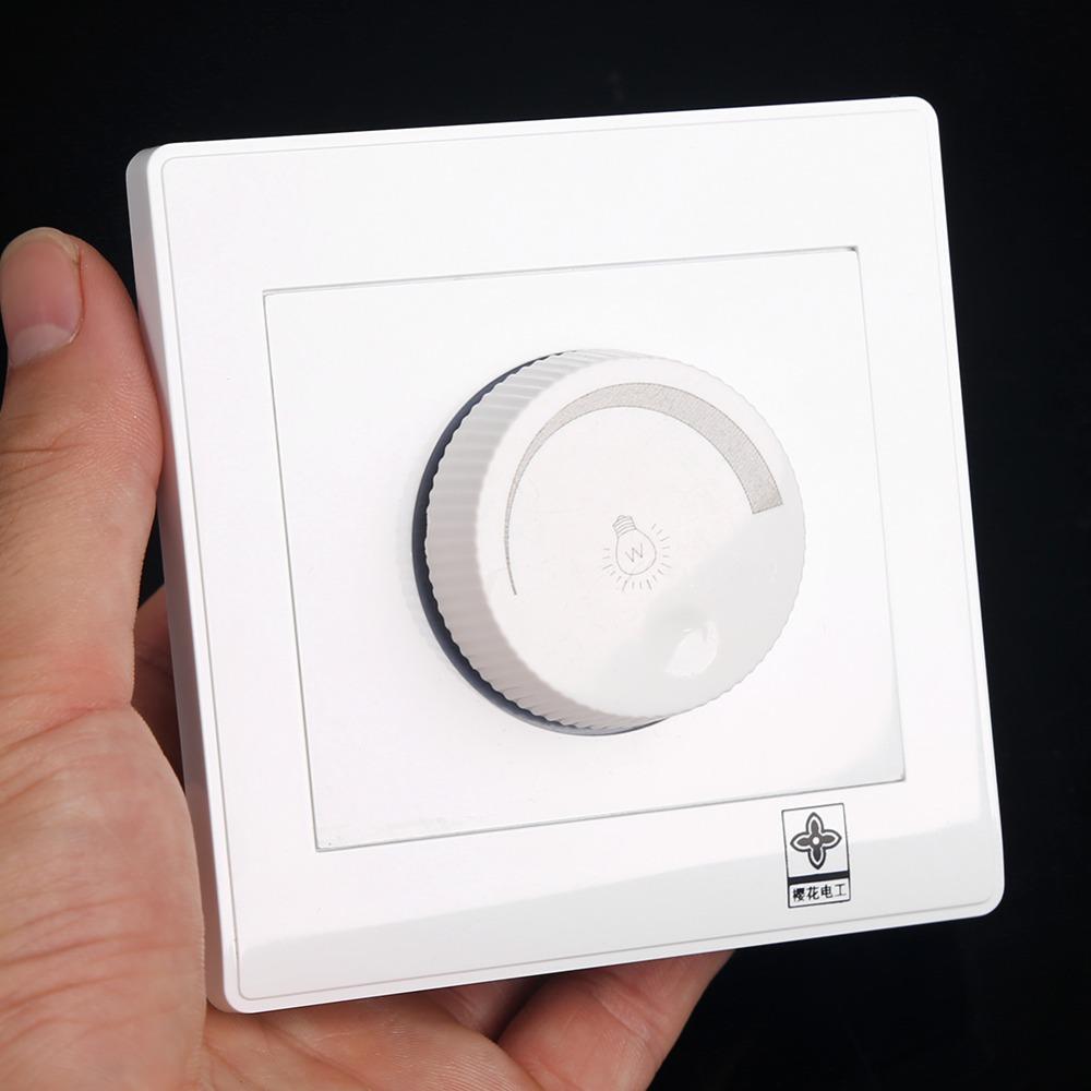 Как выбрать диммер для светодиодной лампы