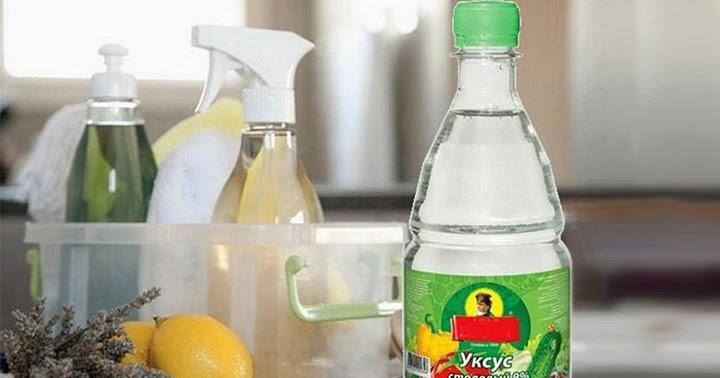 10 вещей в вашем доме, которые нельзя чистить уксусом :: инфониак