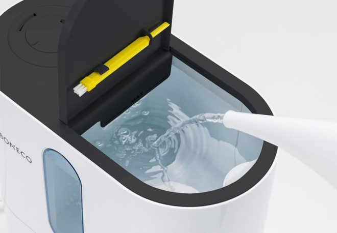 Как почистить увлажнитель воздуха и правильно его продезинфицировать?