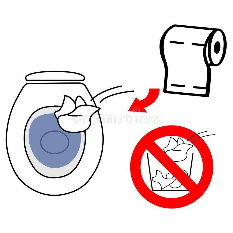 13 вещей, которые нельзя смывать в унитаз, иначе проблемы вам обеспечены :: инфониак