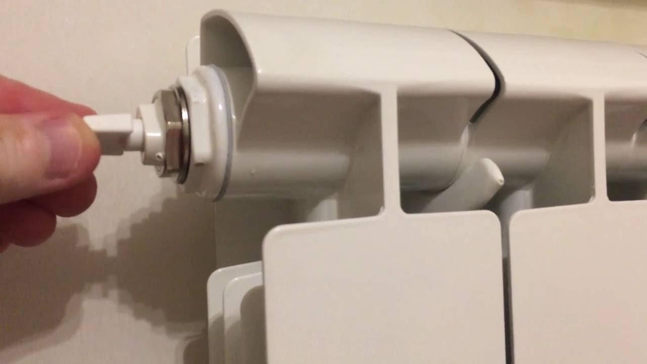 Как спустить воздух из радиатора отопления: как выпустить воздух из батареи правильно, как спускать, выпуск,  стравить, как стравливать