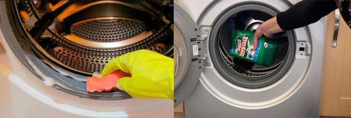 Правила использования порошка для стирки в машинке