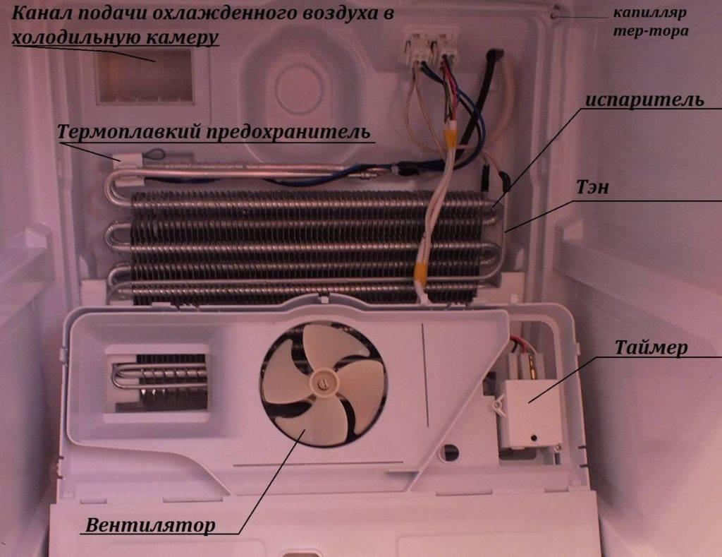 Холодильник не работает, свет горит: частые причины неисправностей и популярные способы их исправления, советы