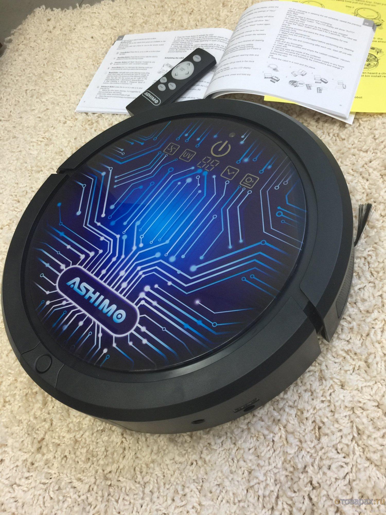 Роботы-пылесосы Ashimo: отзывы о производителе + обзор лучших моделей
