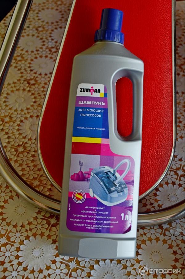 Моющие средства для роботов-пылесосов -виды, составы, применение