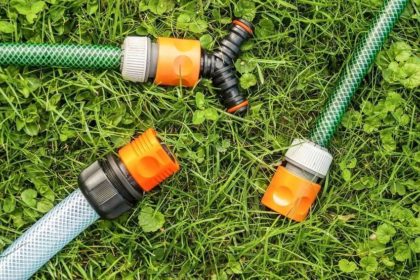 Системы полива и орошения для дачи и огорода: как сделать из пластиковых труб своими руками
