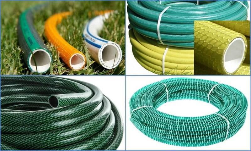 Шланг для полива газона и растений: как выбрать
