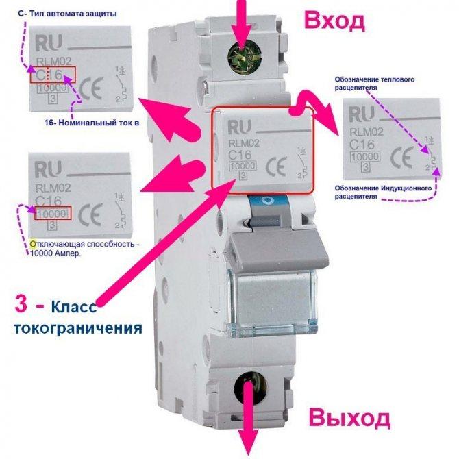 Условные обозначения в электрических схемах: графические, буквенные