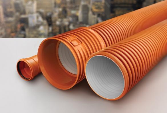 Гибкая канализационная труба: материал, преимущества, монтаж