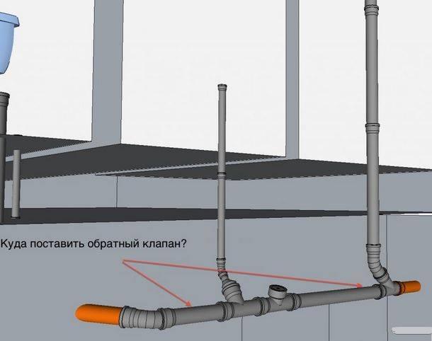 Воздушный клапан (аэратор) канализационный: что такое, для чего нужен, принцип работы, схема установки
