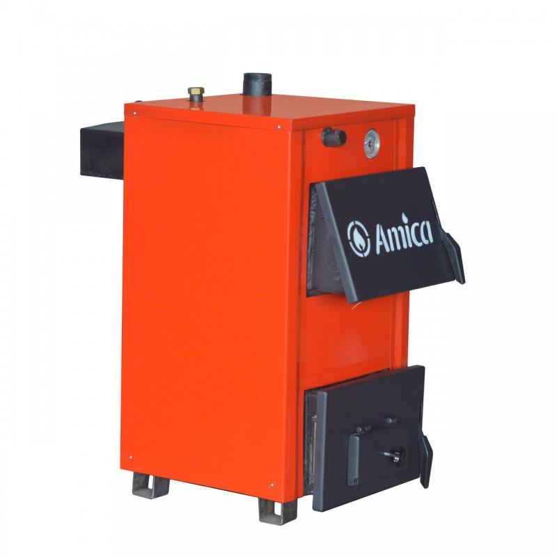 Электрический и твердотопливный котел в системе отопления