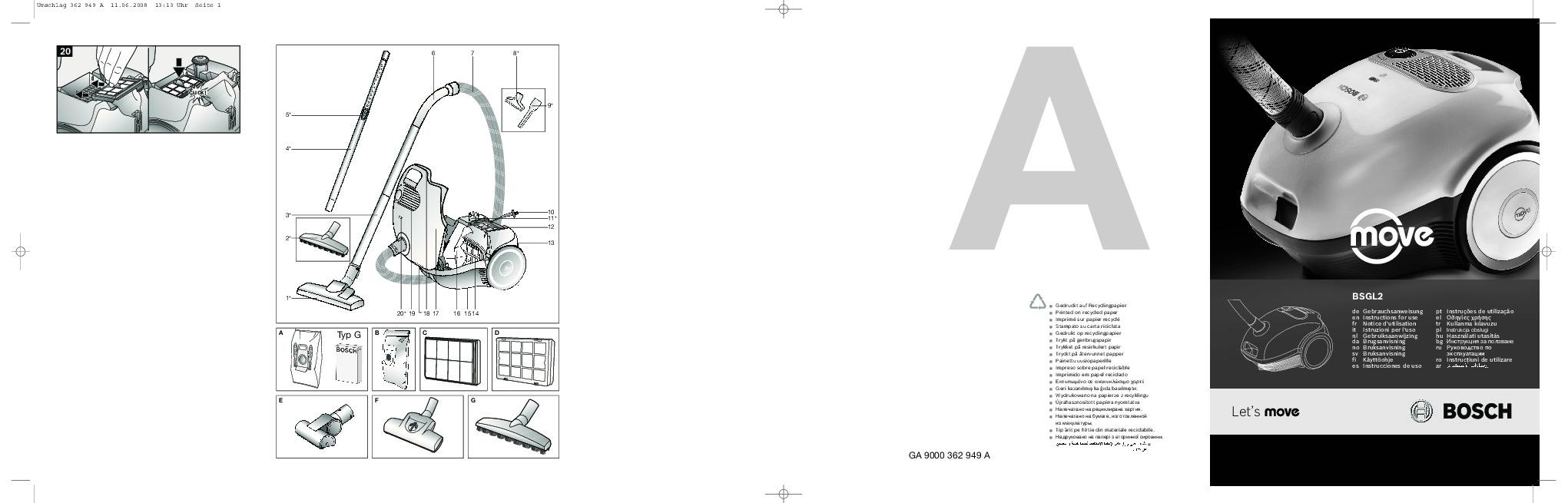 Вертикальный пылесос bosch bbhmove2n (handstick): ручной, отзывы, технические характеристики, инструкция пользователя