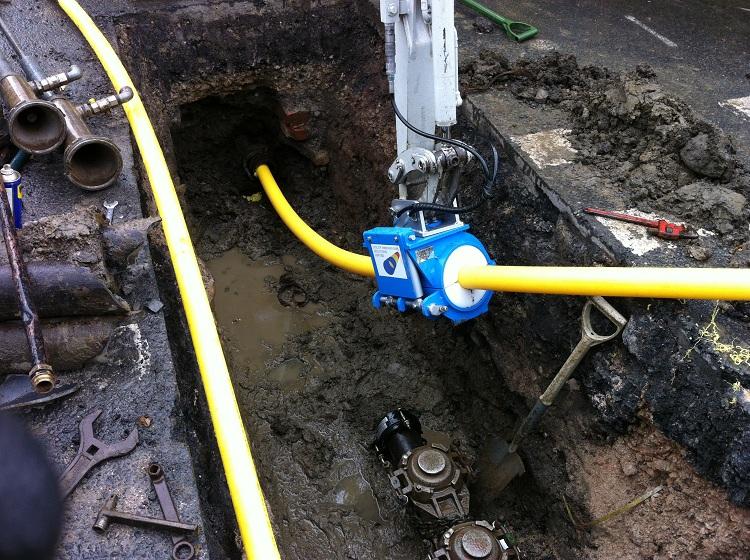 Траншея для газопровода, требования, методы рытья
