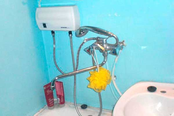Как установить водонагреватель: накопительный (бойлер), проточные