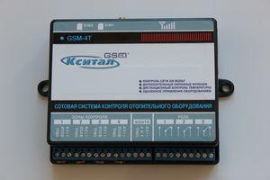 Модуль gsm и автоматика для управления отопительными котлами