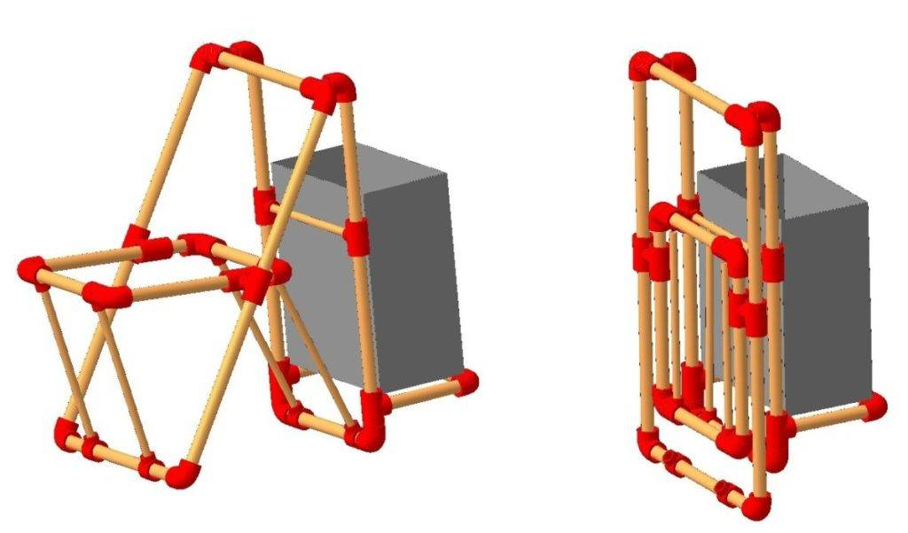 Теплица из полипропиленовых труб — пошаговая инструкция по изготовлению