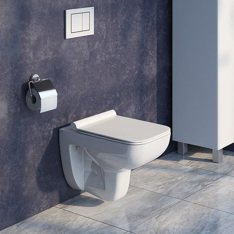 Инсталляция туалета: варианты дизайна в ванной комнате, подвесной унитаз с фото