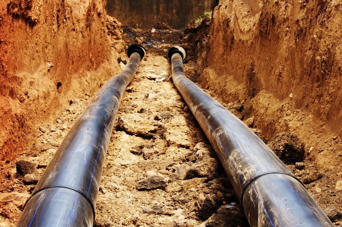 Какую трубу выбрать для подземного водопровода
