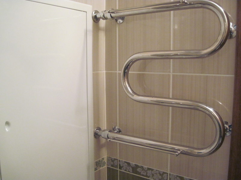 Как подключить полотенцесушитель к системе отопления, водоснабжения