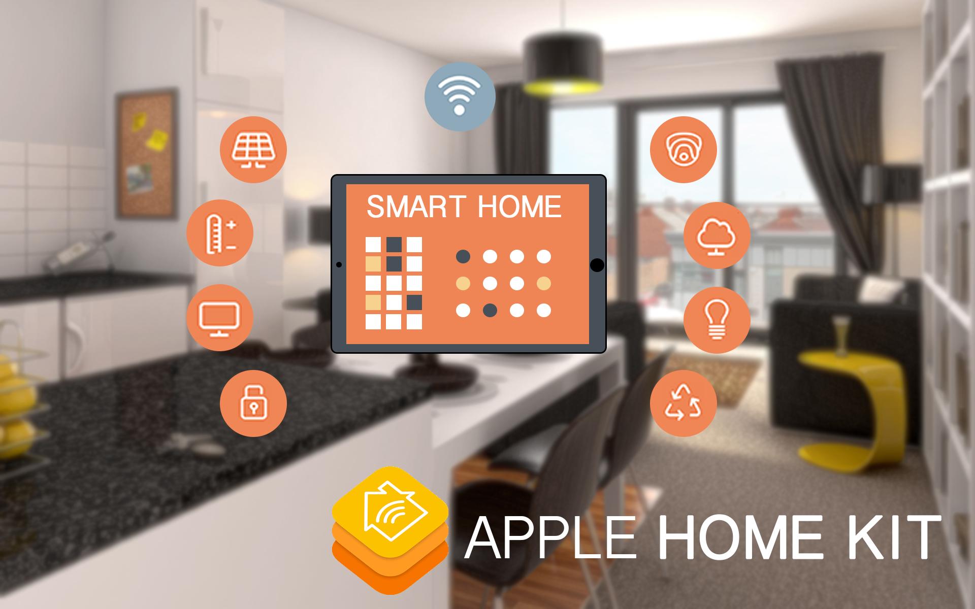 """Умный дом Apple: тонкости организации систем управления домом от """"яблочной"""" компании"""