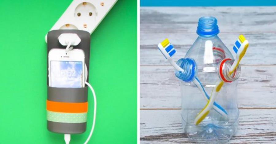Пластиковые бутылки используем с пользой - всё для дома - медиаплатформа миртесен
