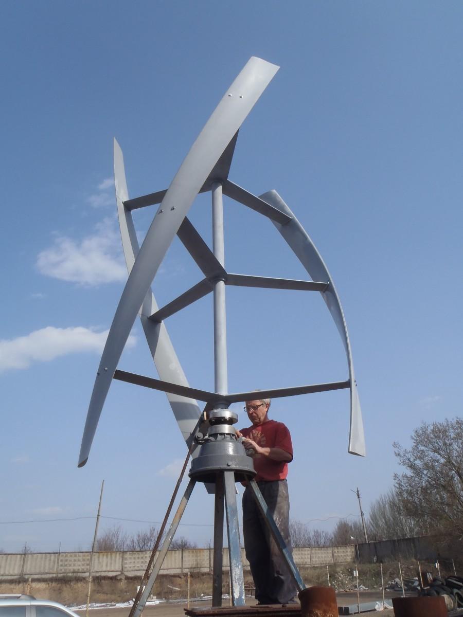Практические советы, как сделать ветрогенератор на 220в своими руками с пошаговой инструкцией