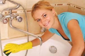 Чем мыть ванну? – с помощью бытовой химии и народных средств